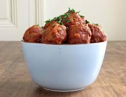 viande a cuisiner boulettes de viande orientales paléo une cuisine à part