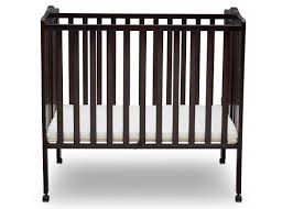 Mini Cribs by 100 Baby Crib With Mattress Included L A Baby Compact