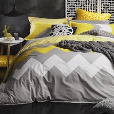 Yellow Duvet Cover King Marley Yellow Duvet Cover Set By Logan And Mason Commercial Supplies