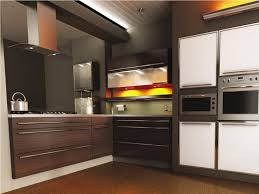kitchen kitchen with wooden cabinets and cork flooring pros cons