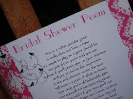 wedding favor rhymes 1000 images about kitchen tea poems on
