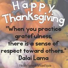 weekly serving of optimism quotes thoughts happy thanksgiving