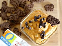 cheese pumpkin dip recipe with chocolate chips
