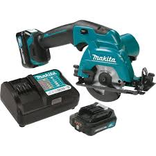 makita sh02r1 12v max cxt lithium ion cordless circular saw kit 3