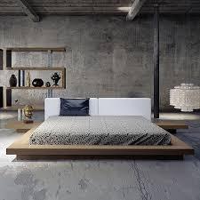 Platform Bed Modern Best 25 Modern Platform Bed Ideas On Pinterest Minimalist Bed