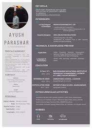 ui design cv what are the best cv exles for a ux ui designer quora