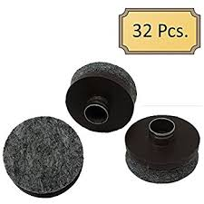 nail on 1 heavy duty felt pads for wood furniture and