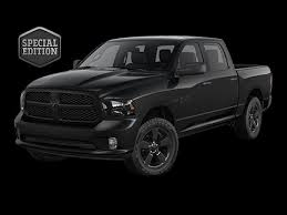 blacked out dodge truck all 2016 ram 1500 express truck