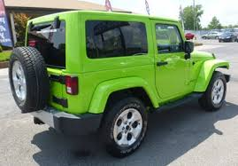 wrangler jeep green 10 best jeep wrangler colors old car memories
