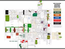 Unlv Map Csu Gameday On Campus Parking Map Mwc Sports Forum Mwc Message