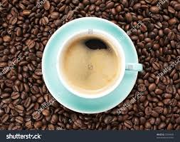 Nice Coffee Cups by Turquoise Cup Coffee Espresso Nice Crema Stock Photo 72649636