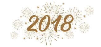 frohes neues jahr 2018 guten frohe weihnachten und guten rutsch ins neue jahr 2018 golden