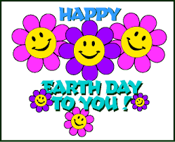 planetpals earth day greeting card to send to a friend