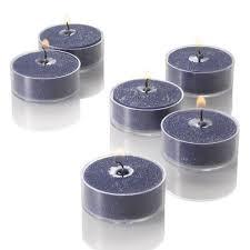 blue tea light candles cheap clear cup tealight candles bulk find clear cup tealight