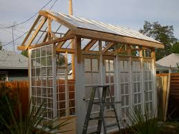 cottage gardeners who wants a greenhouse