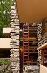 Frank Lloyd Wright Falling Water Interior 113 Best Fallingwater L Exterior Images On Pinterest Falling