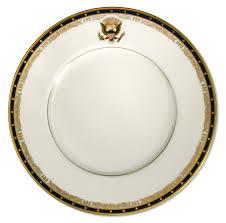 House Plate Lot Detail President Franklin D Roosevelt Official White House