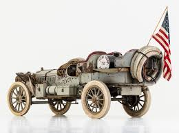 ford pygmy ny to paris winning 1907 thomas flyer joins historic register