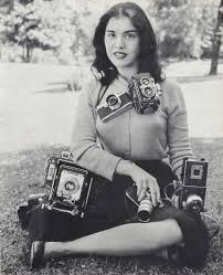 camera ca 1950s vintage everyday