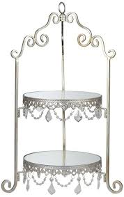 2 tier cake stand 201 best glas images on glass tiered cake stands and