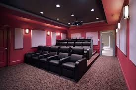 home theater chairs design