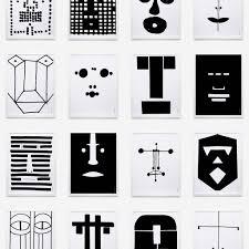 design as art bruno munari bruno munari faces complete set corraini bazar