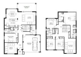 4 bedroom modern house plans pdf complete floor south africa plan