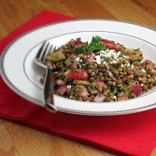 Mediterranean Vegan Kitchen - mediterranean lentil salad alida u0027s kitchen