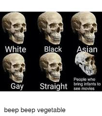 Gay Meme Asian - white black ian people who gay straight bring infants to see movies