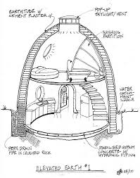 Sustainable House Design Floor Plans Best 25 Superadobe Ideas Only On Pinterest Earthship Earthship