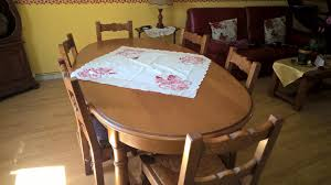 Chaises Occasion Salle Manger table salle chaises neuf clasf
