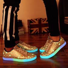 light up shoes gold high top light up shoes orange