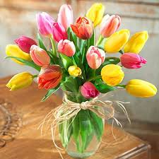 Tulip Bouquets Celebrate The Many Occasions Of Spring With Tulips Carithers Flowers