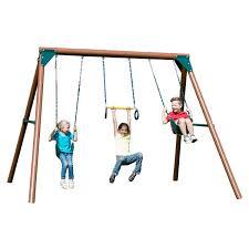 swing n slide orbiter swing set jet com
