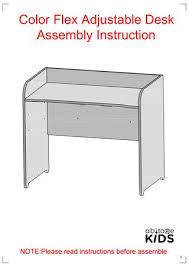 bureau evolutif bureau évolutif petit meuble 2 tiroirs colorflex abitare by