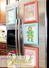 magnetic refrigerator frames positively splendid crafts