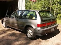 Civic 1980 Curbside Classics 1990 2003 Honda Civic U2013 A Tale Of Two Civics