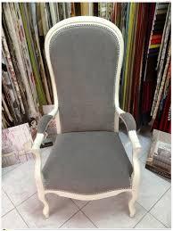 tissu pour fauteuil crapaud tissus pour fauteuil voltaire u2013 idées de décoration à la maison