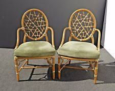 Vintage Bamboo Chairs Rattan Antique Sofas U0026 Chaises 1950 Now Ebay