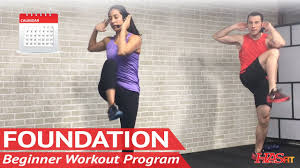 workout plans for beginners at home foundation 30 day beginner workout program free home workout plan
