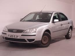 used 2005 ford mondeo lx tdci cruise control 6 speed manual