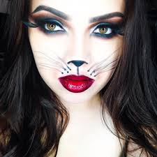 20 seriously cool and easy halloween makeup ideas easy