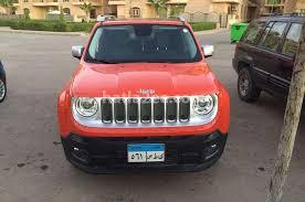 orange jeep 2016 renegade jeep 2016 cairo orange 1708824 car for sale hatla2ee