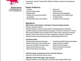 sample graphic design resume well suited ideas graphic design