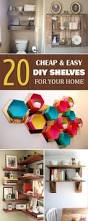 get 20 cheap shelves diy ideas on pinterest without signing up