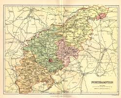 Where Is England On The Map Where Is Northampton On The Map Of England You Can See A Map Of