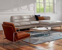 Leather Sofa Portland Oregon by Furniture Modern Living Space With Cool Dania Furniture