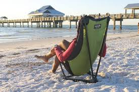 Camping Lounge Chair Gear Junkies Eno Lounger Dl Hammock Comfort In A Camp Chair