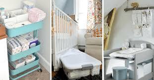 coin bébé chambre parents coin bebe dans chambre des parents maison design superbe amenager