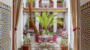 moroccan riad floor plan angsana riad si said a kuoni hotel in marrakech